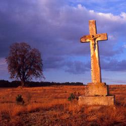 Krzyż, Roztocze Wschodnie (Południowe)