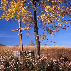 Roadside Cross, Przemysl Foothills