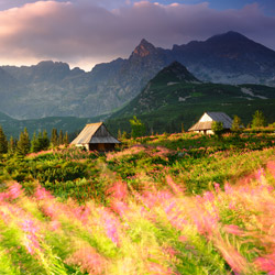 Tatry Zachodnie, Tatrzański Park Narodowy