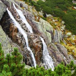 Wielka Siklawa, Tatrzański Park Narodowy, Tatry Wysokie